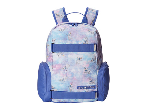Burton - Disney Frozen Youth Emphasis Backpack (Little Kid/Big Kid) (Olaf Frozen) Day Pack Bags