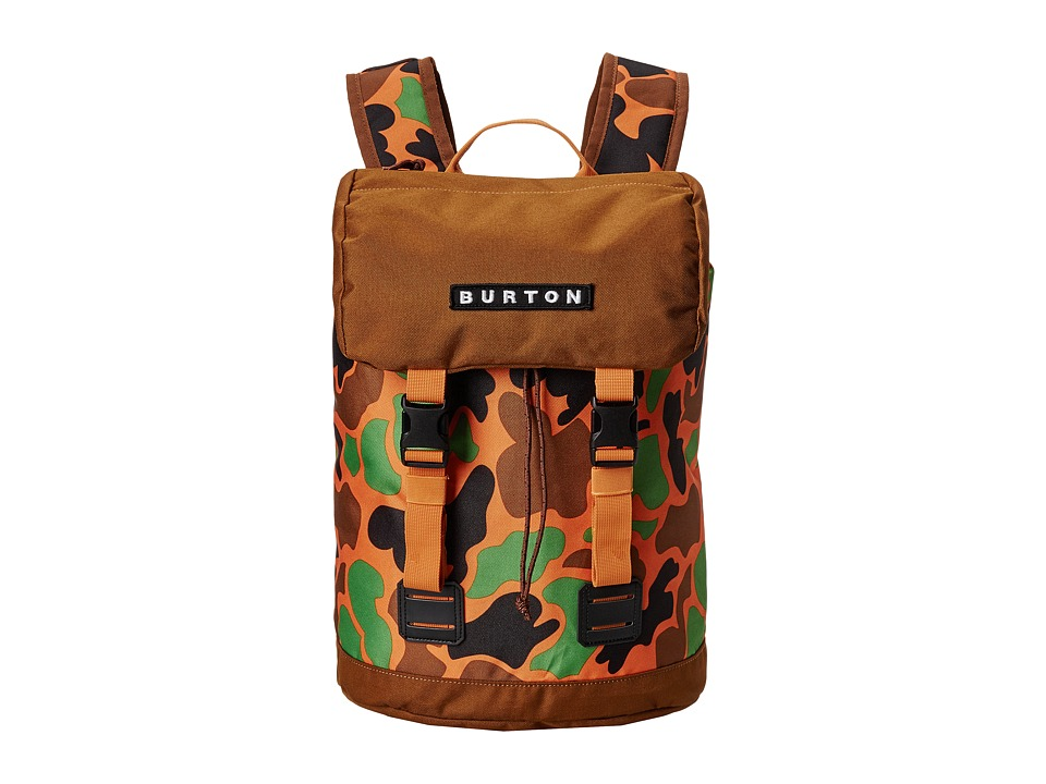 Burton - Tinder Pack (Little Kid/Big Kid) (Duck Hunter Camo) Day Pack Bags