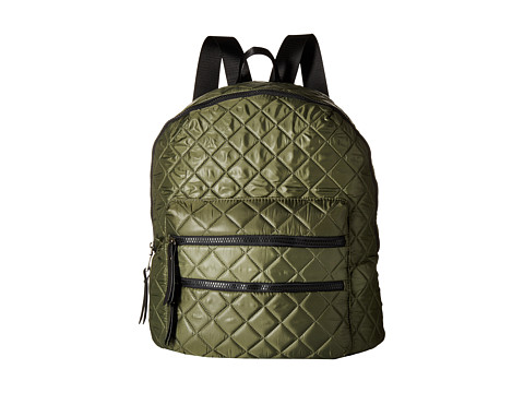 Steve Madden - Benvoy Quilted Backpack (Green) Backpack Bags