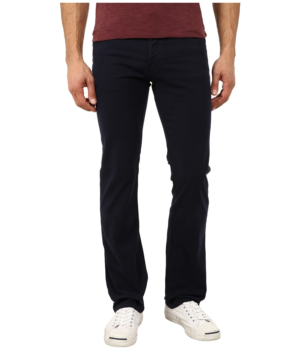 French Connection - Rocket Stretch Canvas Jeans in Marine Blue (Marine Blue) Men's Jeans