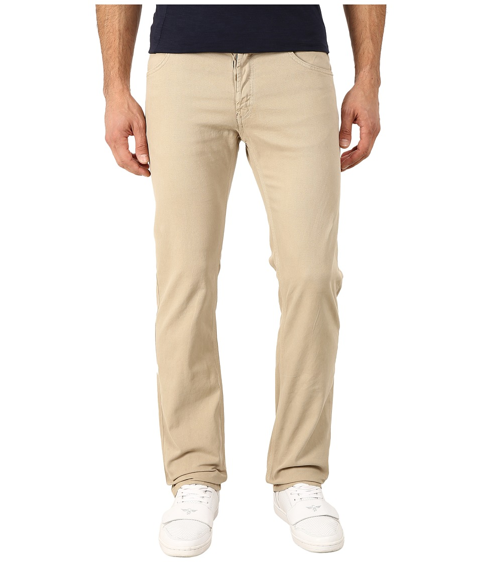 French Connection - Rocket Stretch Canvas Jeans in Sand (Sand) Men's Jeans
