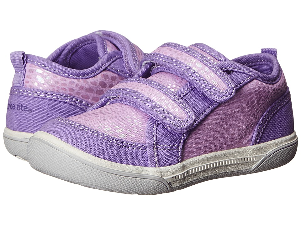 Stride Rite - Dalis (Toddler) (Light Purple) Girls Shoes