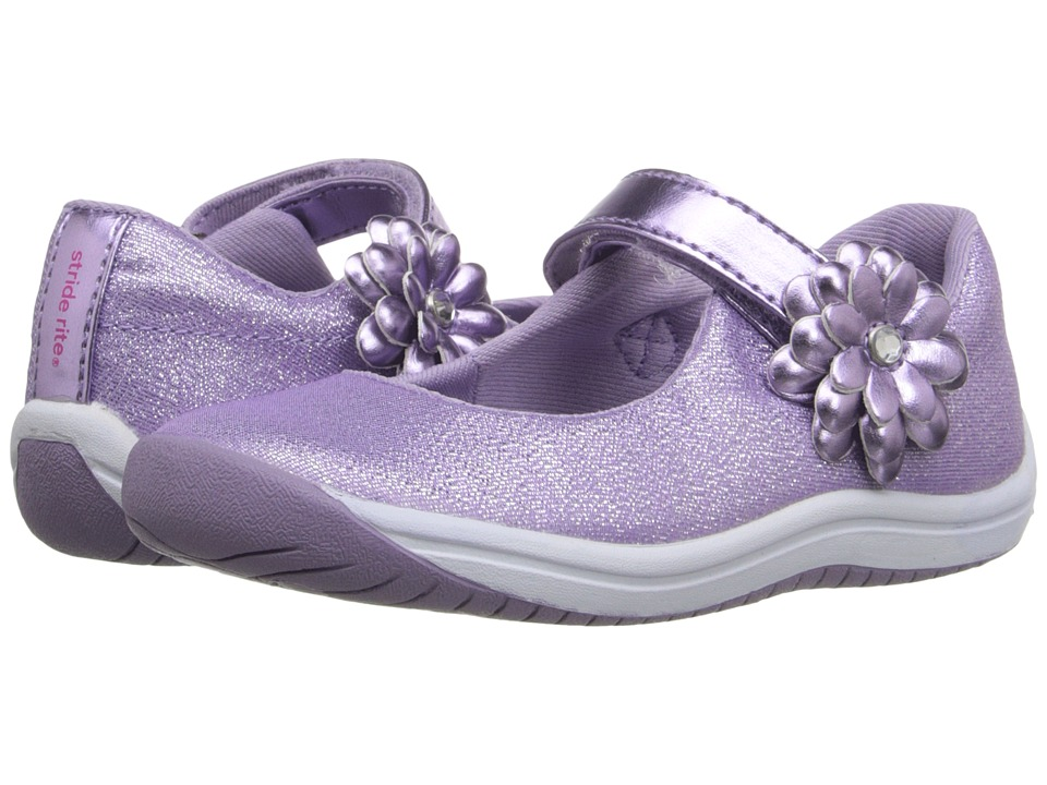 Stride Rite - Haylie (Toddler/Little Kid) (Purple) Girl's Shoes