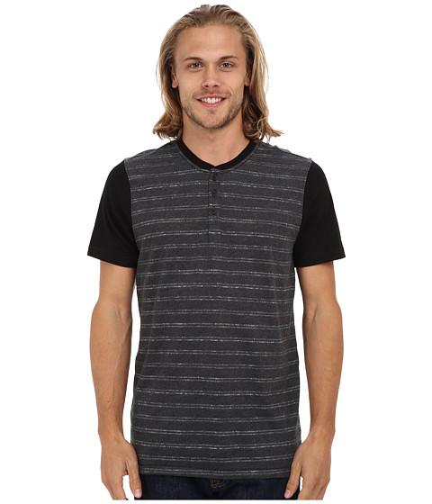 Hurley - Flight 2 T-Shirt (Black) Men