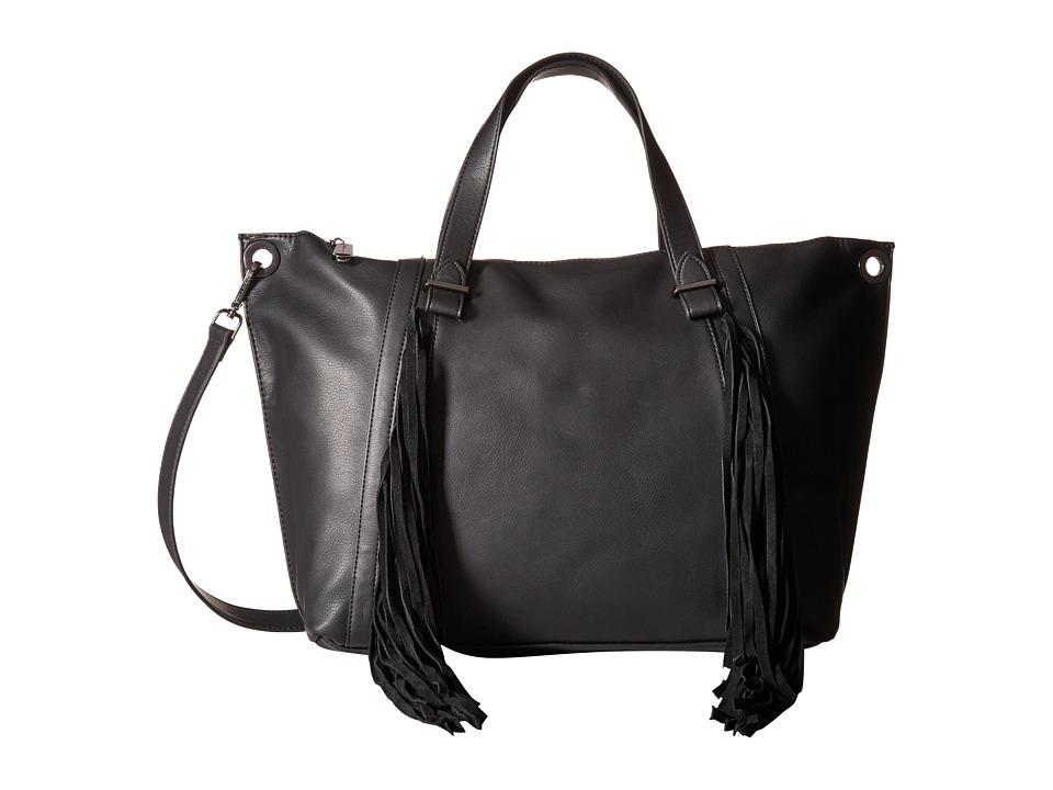 Steve Madden - Blucyy Tote (Black) Tote Handbags