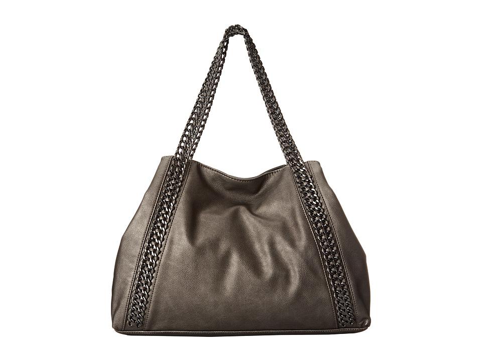 Steve Madden - Bperla Tote (Pewter) Tote Handbags
