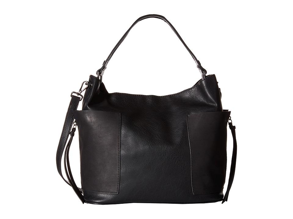 Steve Madden - Bkoltt Hobo (Black) Hobo Handbags