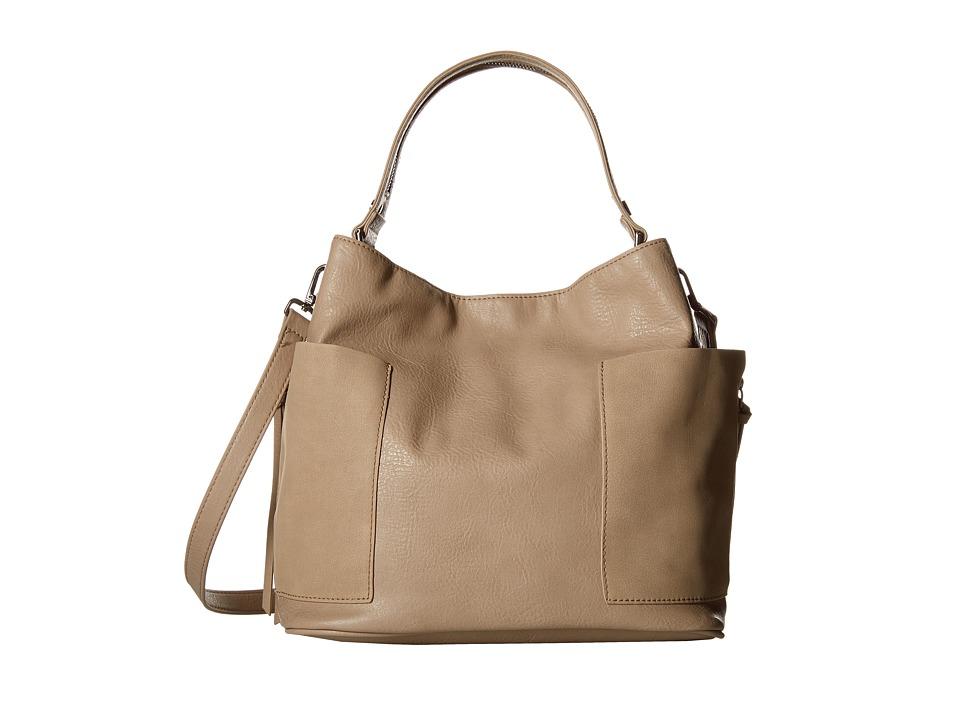 Steve Madden - Bkoltt Hobo (Taupe) Hobo Handbags