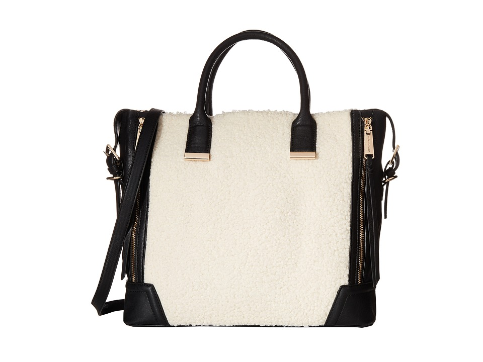 Steve Madden - Bfrisky Satchel (Black) Satchel Handbags