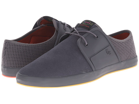 Base London - Spam 2 (Dark Grey) Men's Shoes