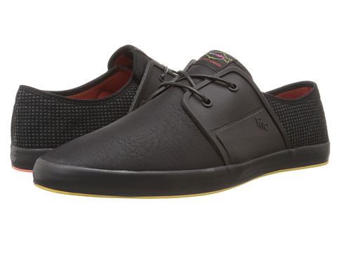 Base London - Spam 2 (Black 2) Men's Shoes