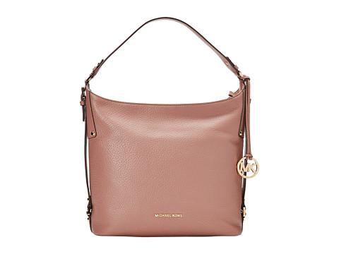 MICHAEL Michael Kors - Bedford Belted Large Shoulder (Dusty Rose) Shoulder Handbags