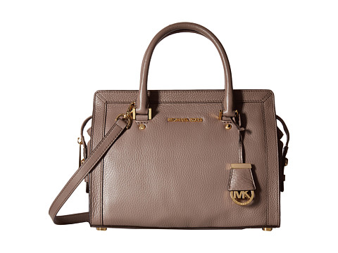 MICHAEL Michael Kors - Collins Medium Satchel (Cinder) Satchel Handbags