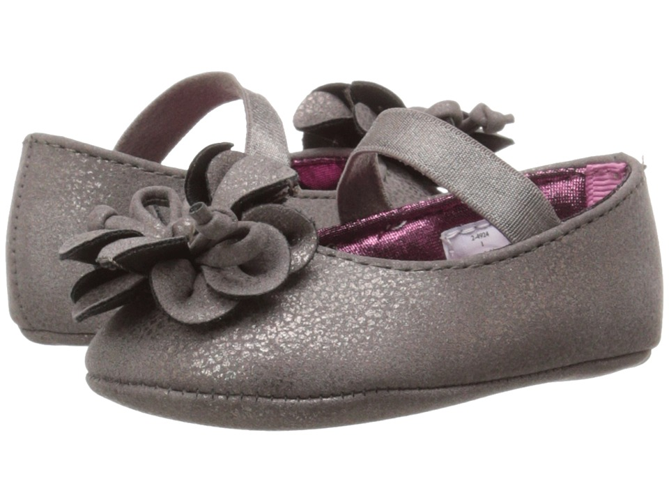 Baby Deer - Skimmer Ballet (Infant) (Taupe) Girls Shoes