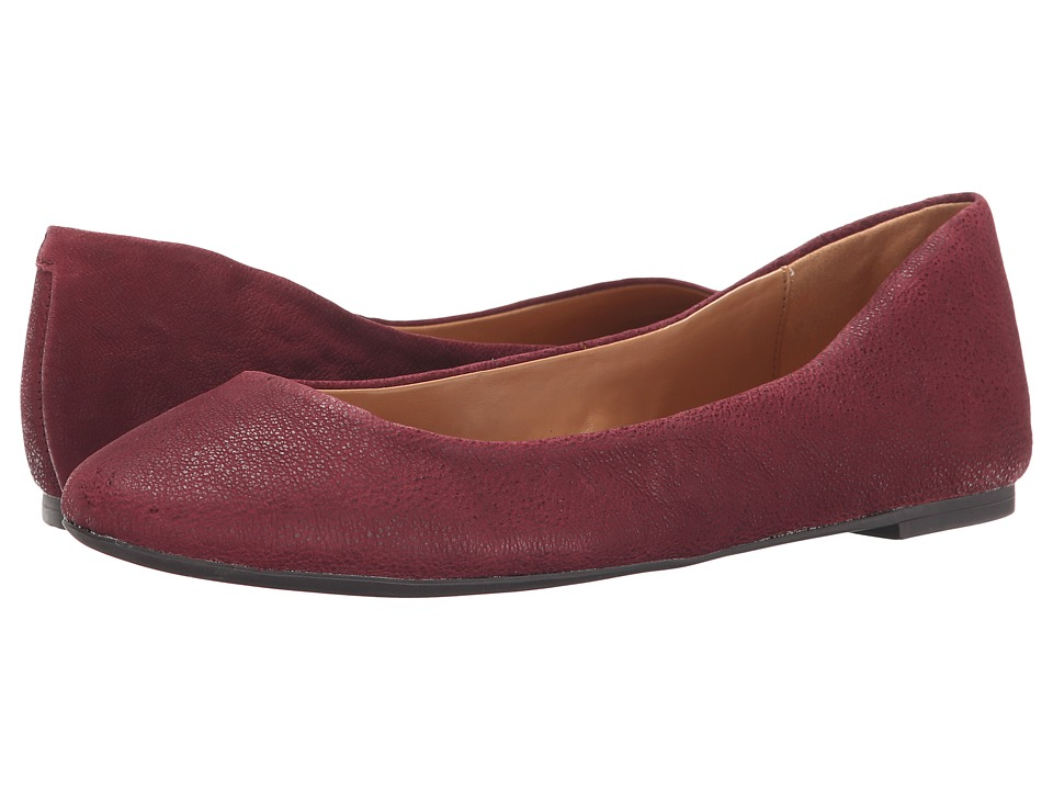 Nine West Adorabl (Dark Red Leather) Women