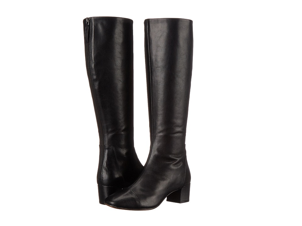 Nine West Anatolia (Black Leather) Women