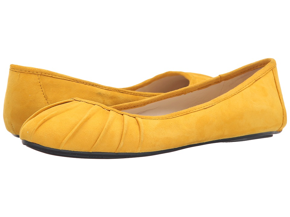 Nine West - Blustery (Yellow Suede) Women
