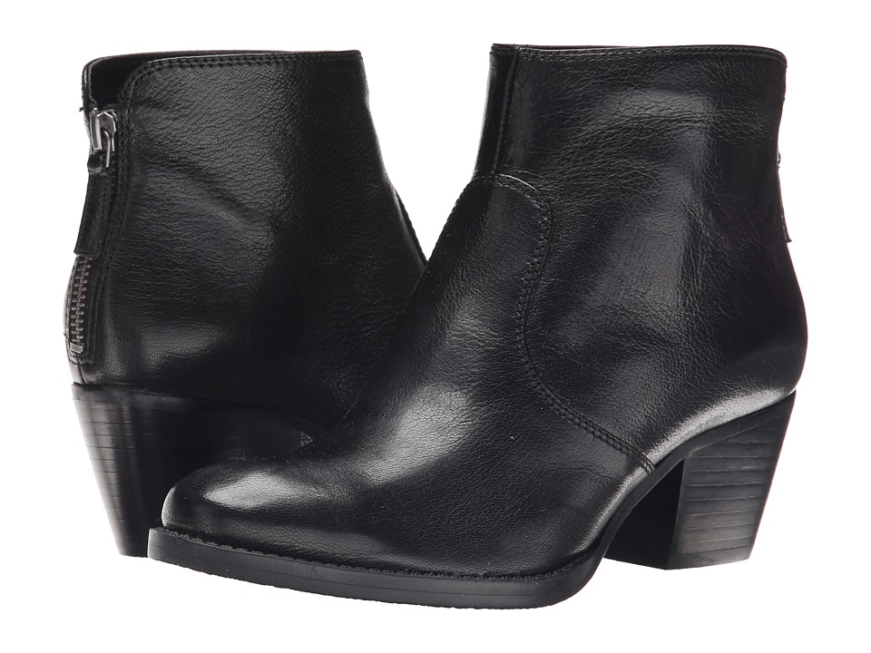 Nine West - Bolt (Black Leather) Women