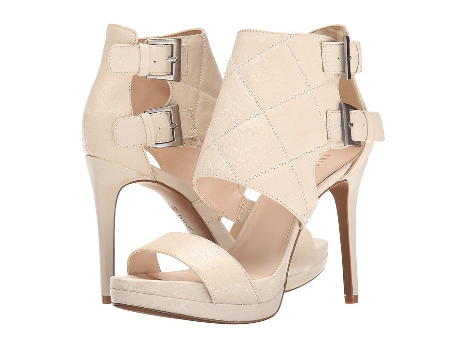 Nine West - Brakedance (Off White Leather) High Heels