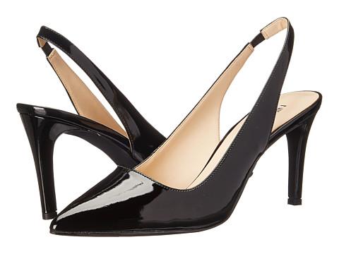 Nine West - Casablanc (Black Synthetic) High Heels