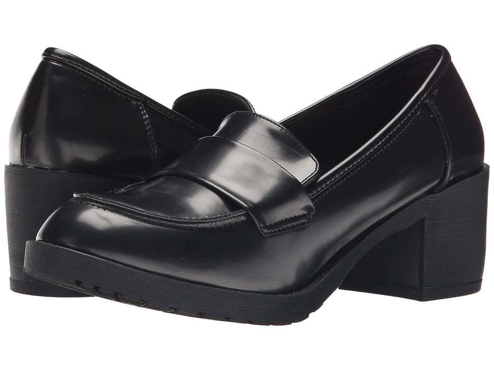 Rocket Dog - Hobbs (Black Hideaway) Women's Slip on Shoes