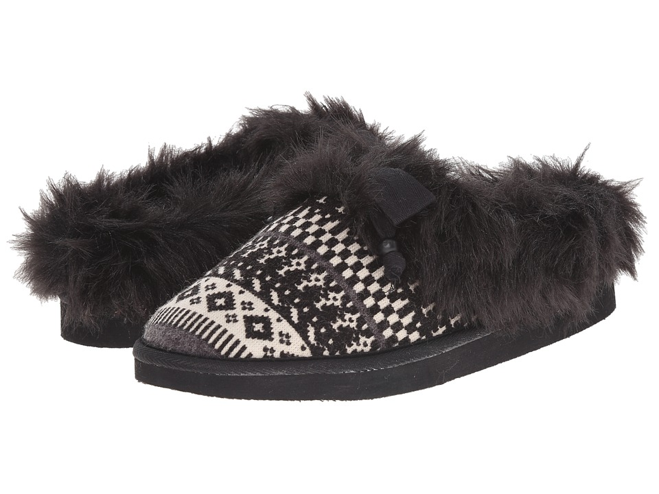 Rocket Dog - Barstow (Black Icemaker) Women's Slip on Shoes