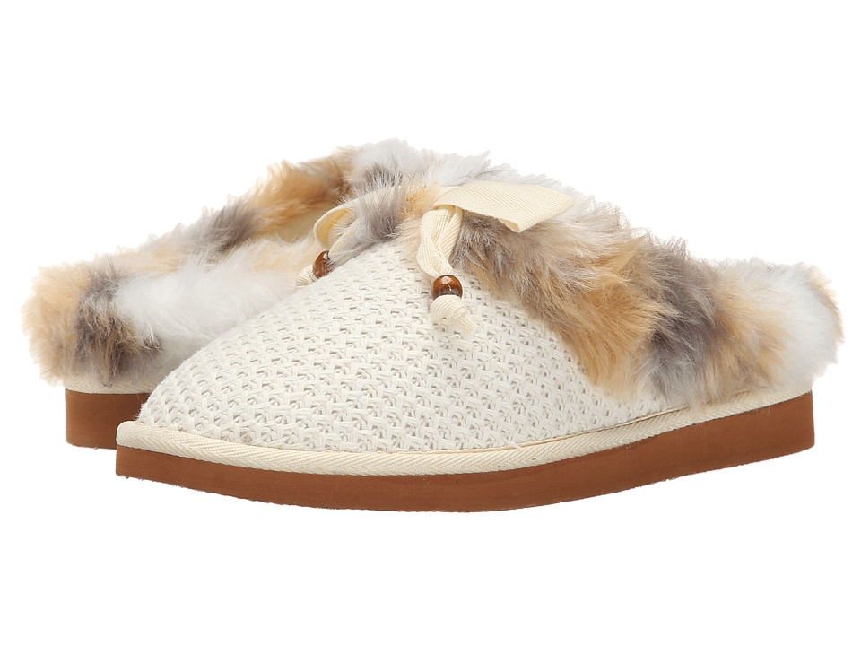 Rocket Dog - Barstow (Cream Beany) Women's Slip on Shoes