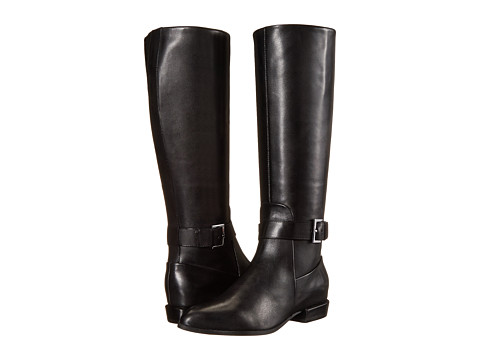 Nine West - Diablo (Black Leather) Women's Boots