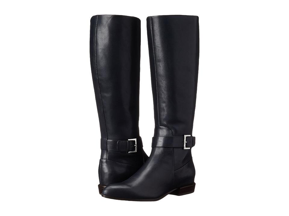 Nine West - Diablo (Navy Leather) Women