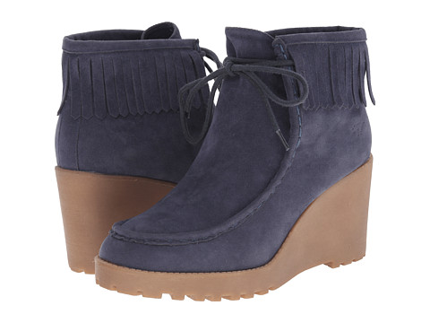 Rocket Dog - Sandie (Dusty Blue Hush) Women's Lace-up Boots