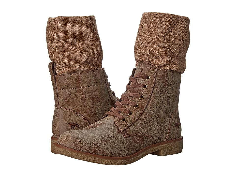 Rocket Dog - Temecula (Tan Galaxy) Women's Lace-up Boots