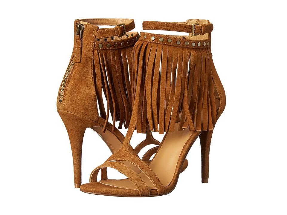 Nine West - Dontdare (Dark Natural Suede) High Heels