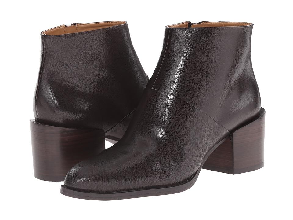 Nine West - Entity (Dark Brown Leather) Women
