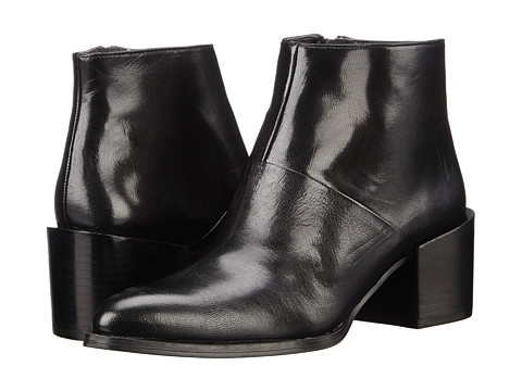 Nine West - Entity (Black Leather) Women's Boots