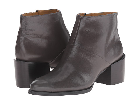 Nine West - Entity (Grey Leather) Women's Boots
