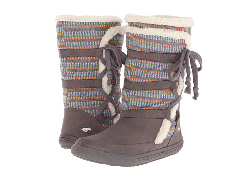 Rocket Dog - Palmetto (Grey Ice Queen) Women's Lace-up Boots