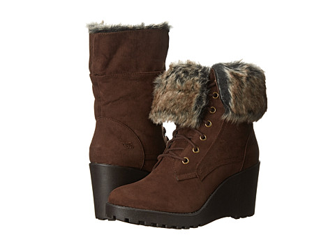 Rocket Dog - Shoutout (Tribal Brown Coast) Women's Lace-up Boots