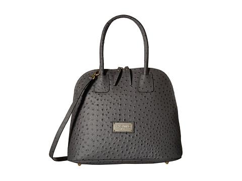 Valentino Bags by Mario Valentino - Ally (Grey) Satchel Handbags