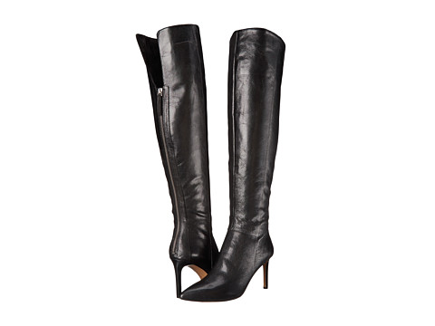Nine West - Equestrian (Black2 Leather) Women