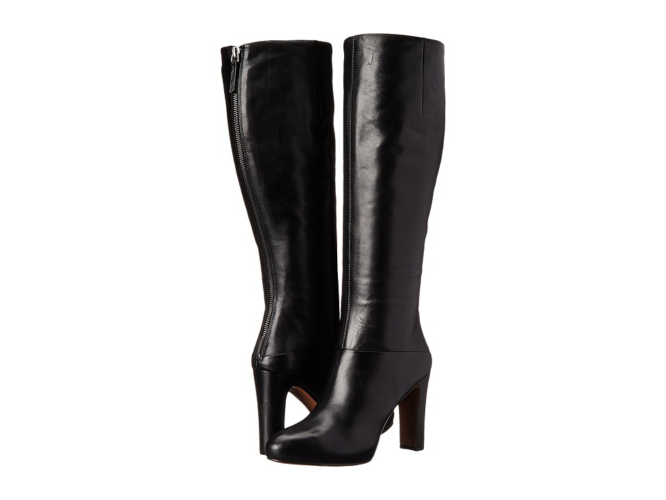 Nine West - Gofish (Black Leather) Women