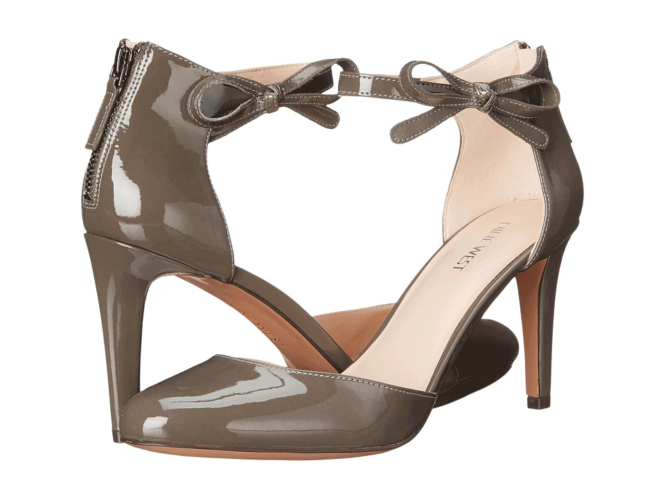 Nine West - Howley (Grey Synthetic) High Heels