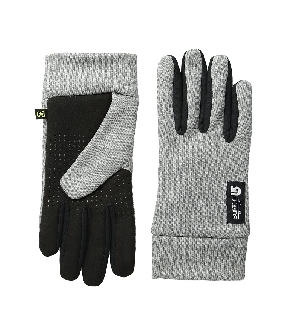 Burton - Touch N Go Glove (Heathered Grey) Extreme Cold Weather Gloves