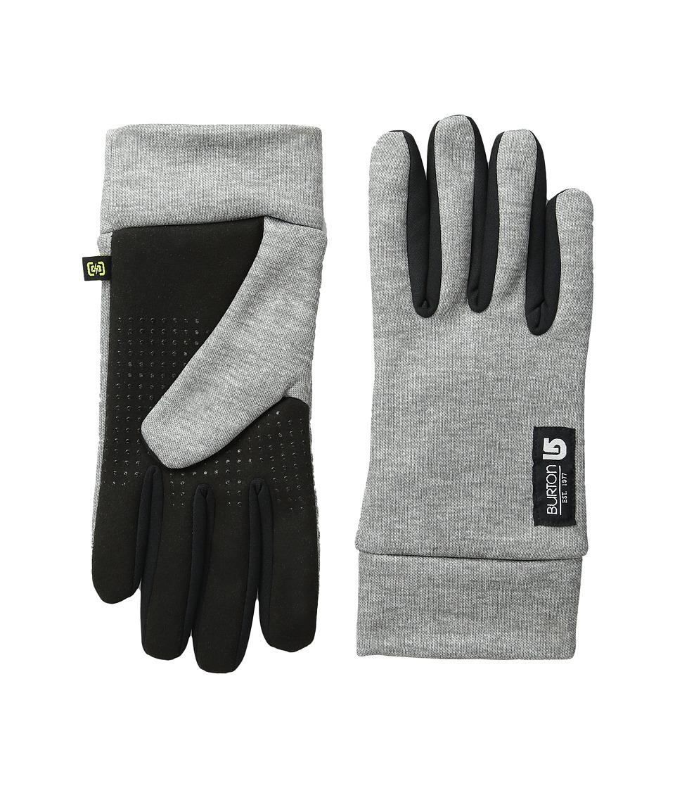 Burton - Touch N Go Glove (Heathered Grey) Extreme Cold Weather Gloves