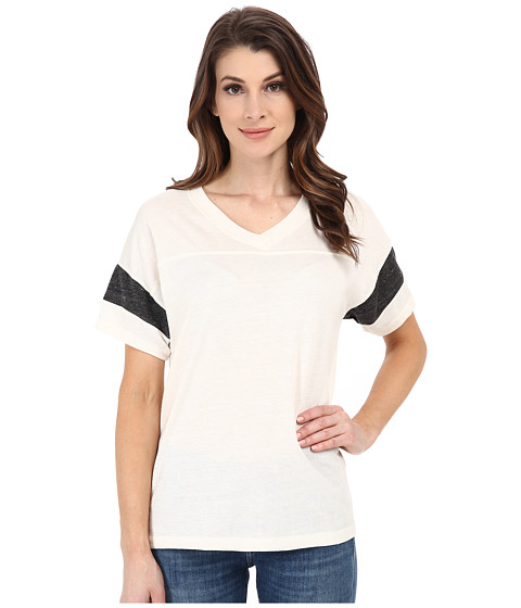 Alternative - Powder Puff Tee (Eco Ivory) Women