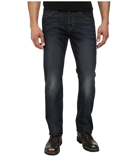 Hudson - Byron Five-Pocket Straight in Atlantis (Atlantis) Men's Jeans