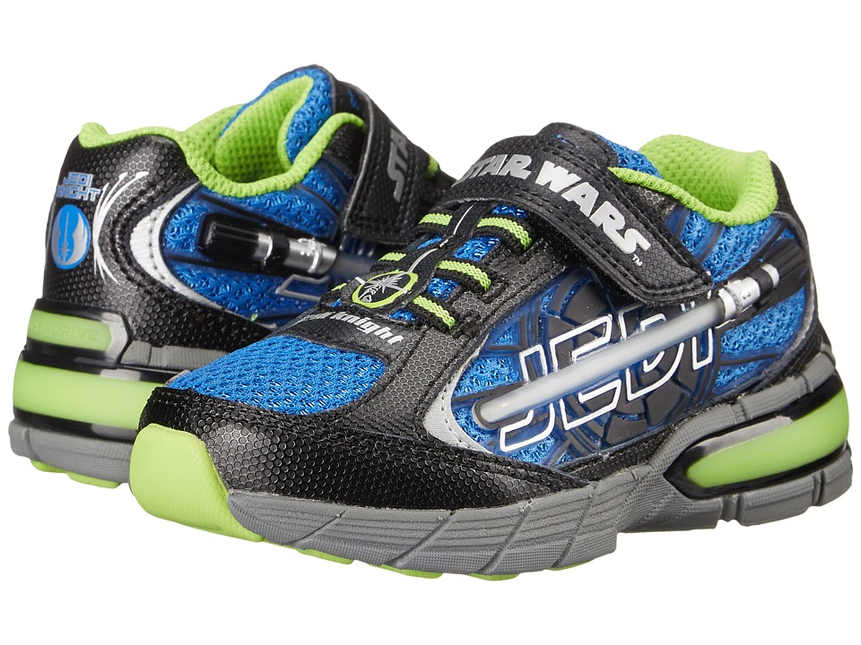Stride Rite - Star Wars Hyperdrive Light Saber (Toddler/Little Kid) (Blue) Boys Shoes