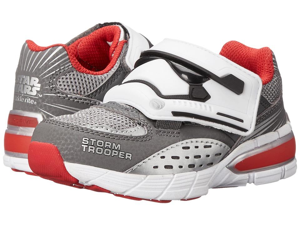 Stride Rite - Star Wars Hyperdrive Storm Trooper (Toddler/Little Kid) (Grey) Boys Shoes