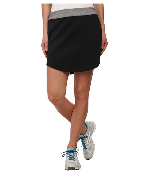 adidas Golf - Tour Quilted Skort (Black) Women