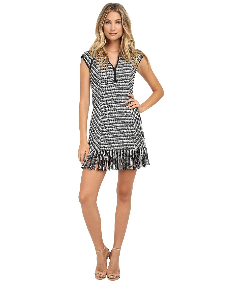 Nanette Lepore - Lawless Frock (Black/Ivory) Women