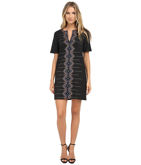 Nanette Lepore - Outta Sight Shift (Grey Multi) Women's Dress
